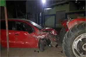 big accident 5 dead including policemen engaged in rescue operations