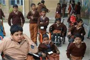 divyang is not a special teacher at allotted school