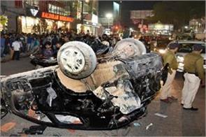 minor dragging the dead body with the car after the accident