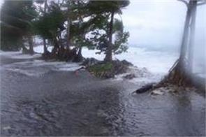 cyclone trevor hits australia  bringing torrential rains
