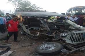 4 killed and 9 wounded in gas tanker and procession jeep