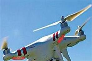 pakistani drone again tried to enter indian territory