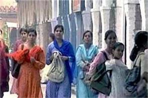 special arrangements for women in colleges