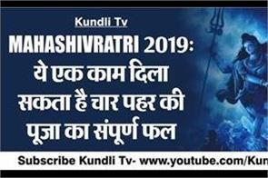 mahashivratri special jyotish upay