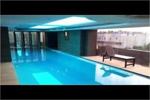 one more all weather swimming pool will be available in chandigarh