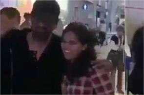 prabhas fan slaps him after taking photo with him