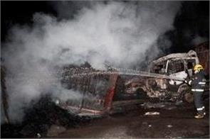5 killed in china factory blast