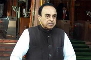 subramanian swamy blames jaitley says nirvav modi left for a gold biscuit