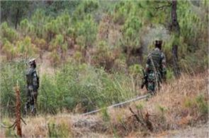 pakistan breaks ceasefire down 4 places in poonch