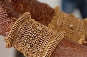 gold futures rise by 20 paise against dollar