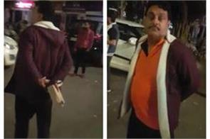 chandigarh police accused paramjeet of driving a car over people
