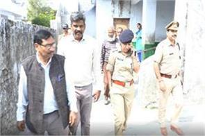 dm and ssp inspected polling stations