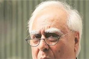 sibal says without the blessings of rss modi could not become pm