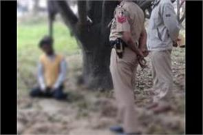 youth s body found hanging from tree in rajendra park