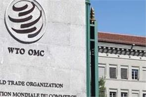 india s import duties not high within global trade norms of wto govt