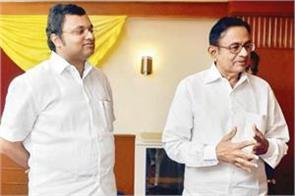 interim protection of chidambaram and karti extended till march 25