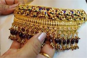 gold and silver prices fall rupee 260 rupees gold