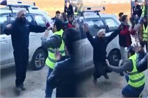 sardar ji bhangra dance on arabic music goes viral