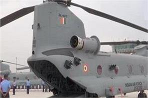 air force chinook helicopter us