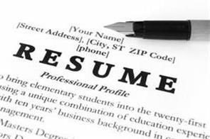 create this kind of resume the chances of getting job