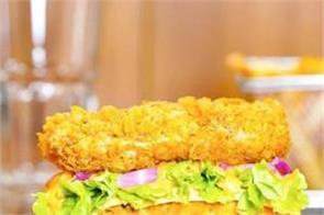 kfc double down chicken burger