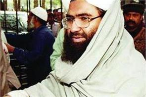 masood azhar s brothers arrest in pak