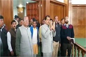 premchand aggarwal reached garsain