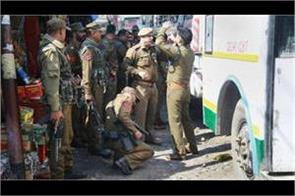 attacker of jammu bus stand arrest