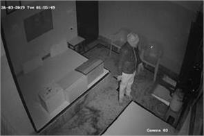 robbery in eight shops in narwana