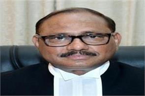 chhattisgarh high court chief justice ajay kumar tripathi resigns