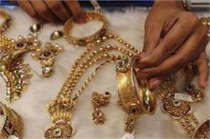 gold firms up on jewellers  buying