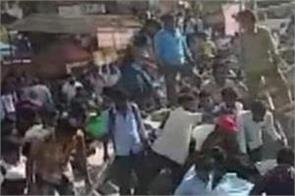a under construction building collapses in karnataka