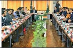 kartarpur cirridor pakistan delegation will reached today india