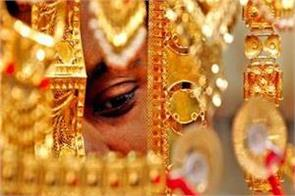 gold rebounds rs 110 silver drops to rs 490