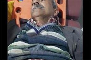 militant shot nc worker at kashmir anantnag