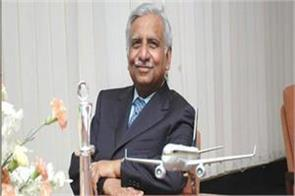 naresh goyal s share will be less than 10 in jet airways