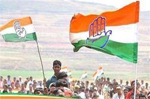 telangana big blow to congress six mlas left party