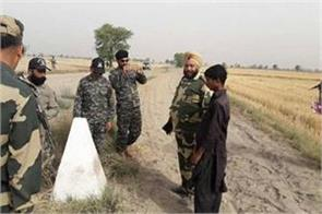 bsf handed over pakistani nationals to rangers