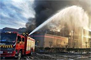 44 people killed in chemical plant in china