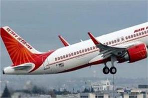 air india s 12 international flights on women s day completely hand out women