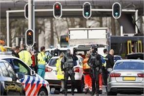 gunmen killed three in the netherlands mayor calls for terror attack