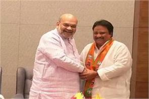 trs mp jitendra reddy joins bjp