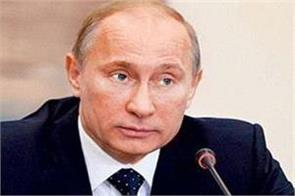 putin stops putting on russia s participation in the inf arms treaty