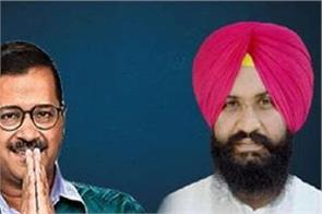 arvind kejriwal on the target of simarjit bains