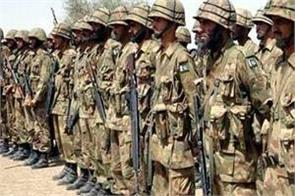 pak deployed additional troops on the line of control