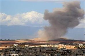 us led coalition forces kill 10 people in syria