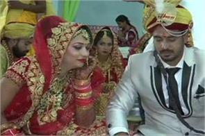 raipur witness of unique weddings