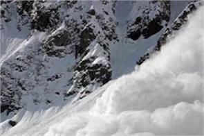gruesome avalanches in kupwara army jawan martyr