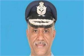 air marshal njs dhillon takes charge as commander in chief of sfc