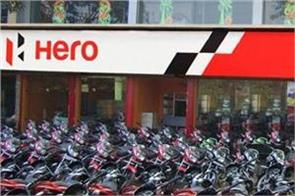 hero motocorp s net profit fell 24 percent to rs 730 crore